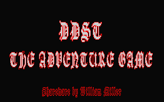 DDST - The Adventure Game